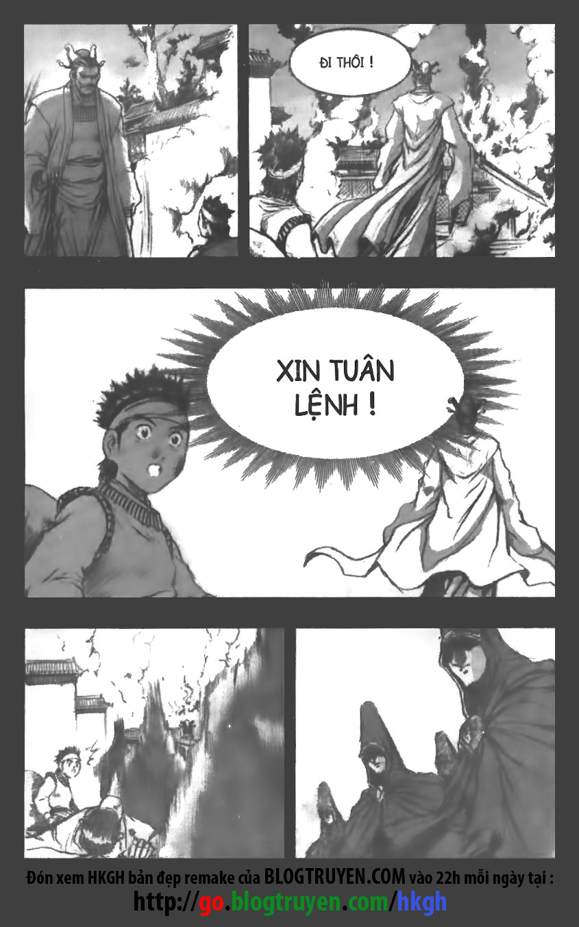 Hiệp Khách Giang Hồ Chap 125