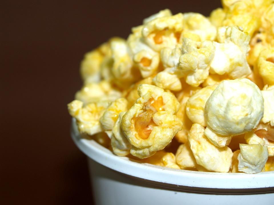 Caramel Popcorn Day