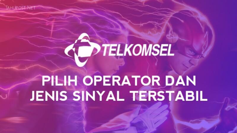Telkomsel operator paling stabil di pedesaan atau perkampungan