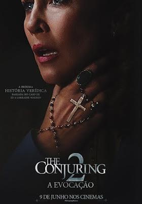 """Passatempo """"The Conjuring 2: A Evocação"""" - Convites para a antestreia: Vencedores"""