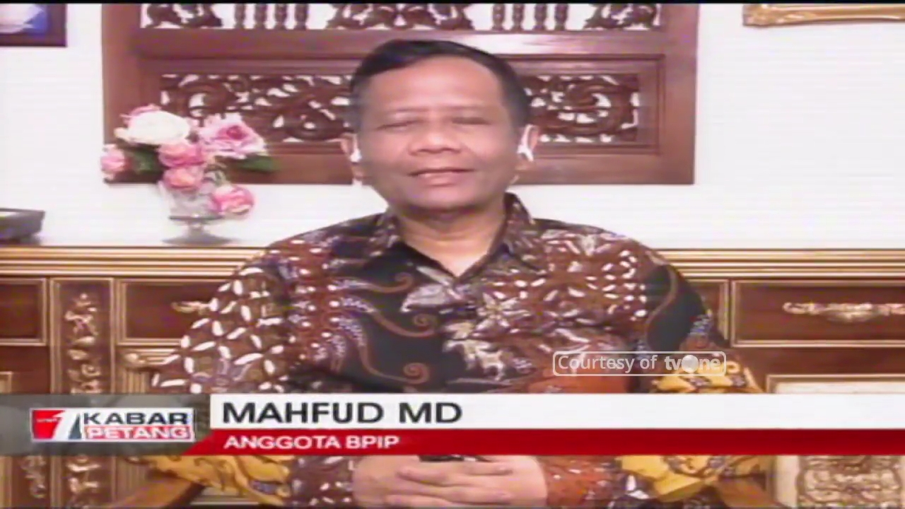 Mahfud MD Kecam Dugaan Persekusi Saat Deklarasi #2019GantiPresiden