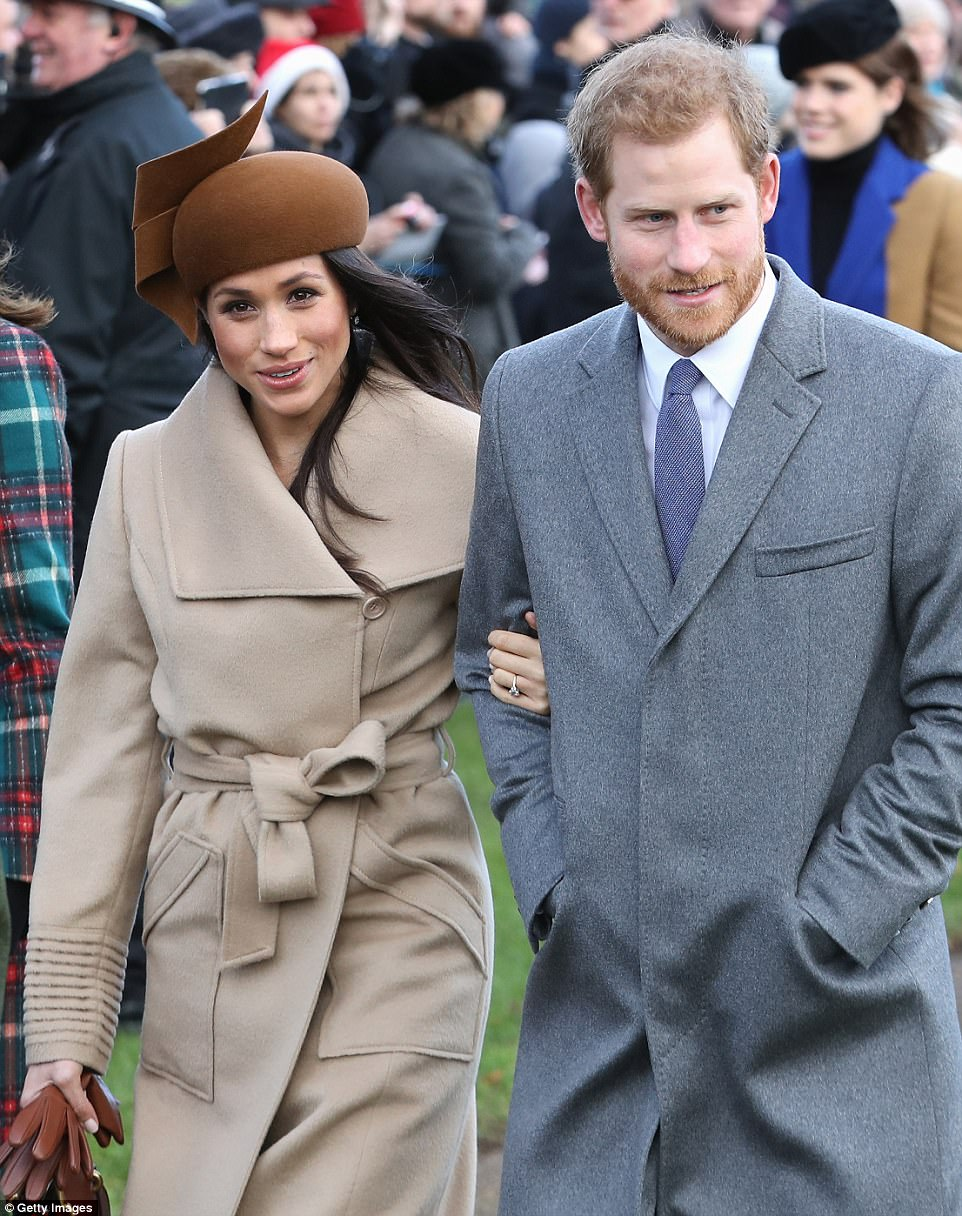 Save the Date: May 19, 2018 -- Harry & Meghan Get Married