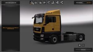 Truck - MAN TGX V 2.3
