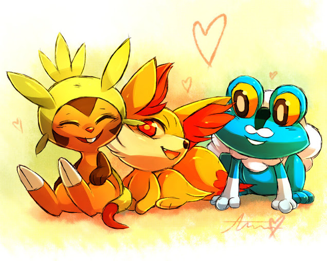 Pokemon X and Y 3DS Release Dates and Trailer 2013