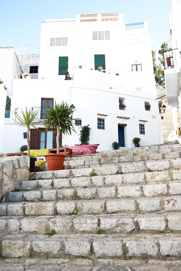 s'escalinata bar Ibiza Spain