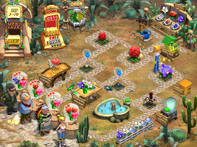 Flower Shop Free Download