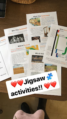 jigsaw activities for english language learners