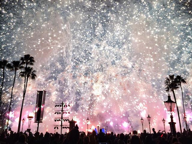 Ano Novo no Epcot em Orlando