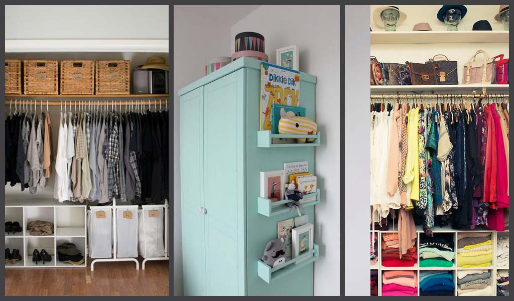 15 Clever Ways To Add More Kitchen Storage Space With Open: 10 Creative Ways To Add More Storage Space To A Small Home
