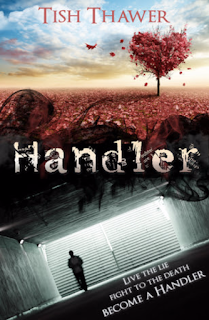 """Tish Thawer, author of """"Handler"""" on Goodreads, TBR, On My Kindle Book Reviews"""