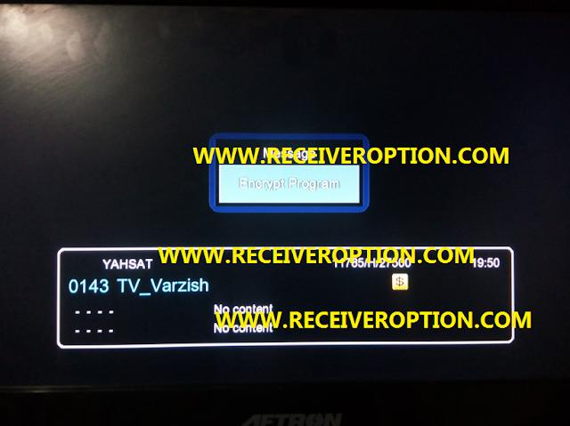 STARLIFE SL-9000 HD MINI RECEIVER BISS KEY OPTION