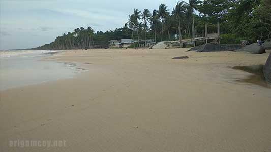 Pantai Putri Serayi Jawai