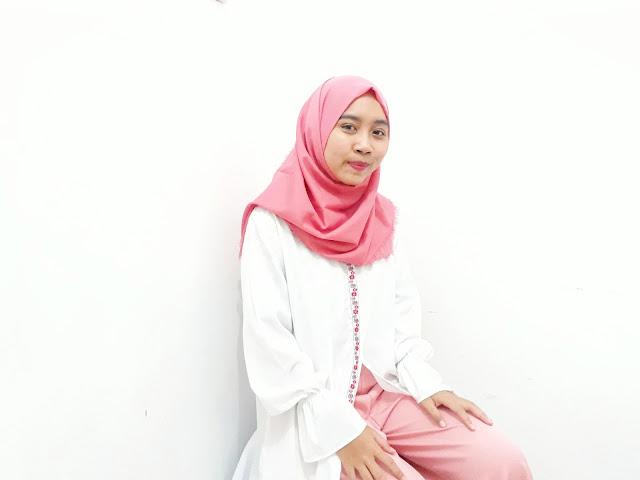 hijab kemeja