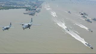 TNI AL Kembali Tangkap Kapal berbendera Thailand Dan Malaysia Di Selat Malaka - COMMANDO