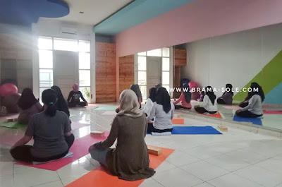 yoga hamil Semarang di Bebibyur Ngalian
