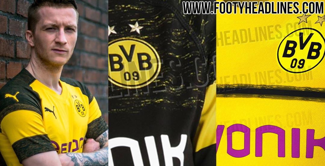 6b4ed4c24d5 Puma Borussia Dortmund 2018-2019 Jerseys