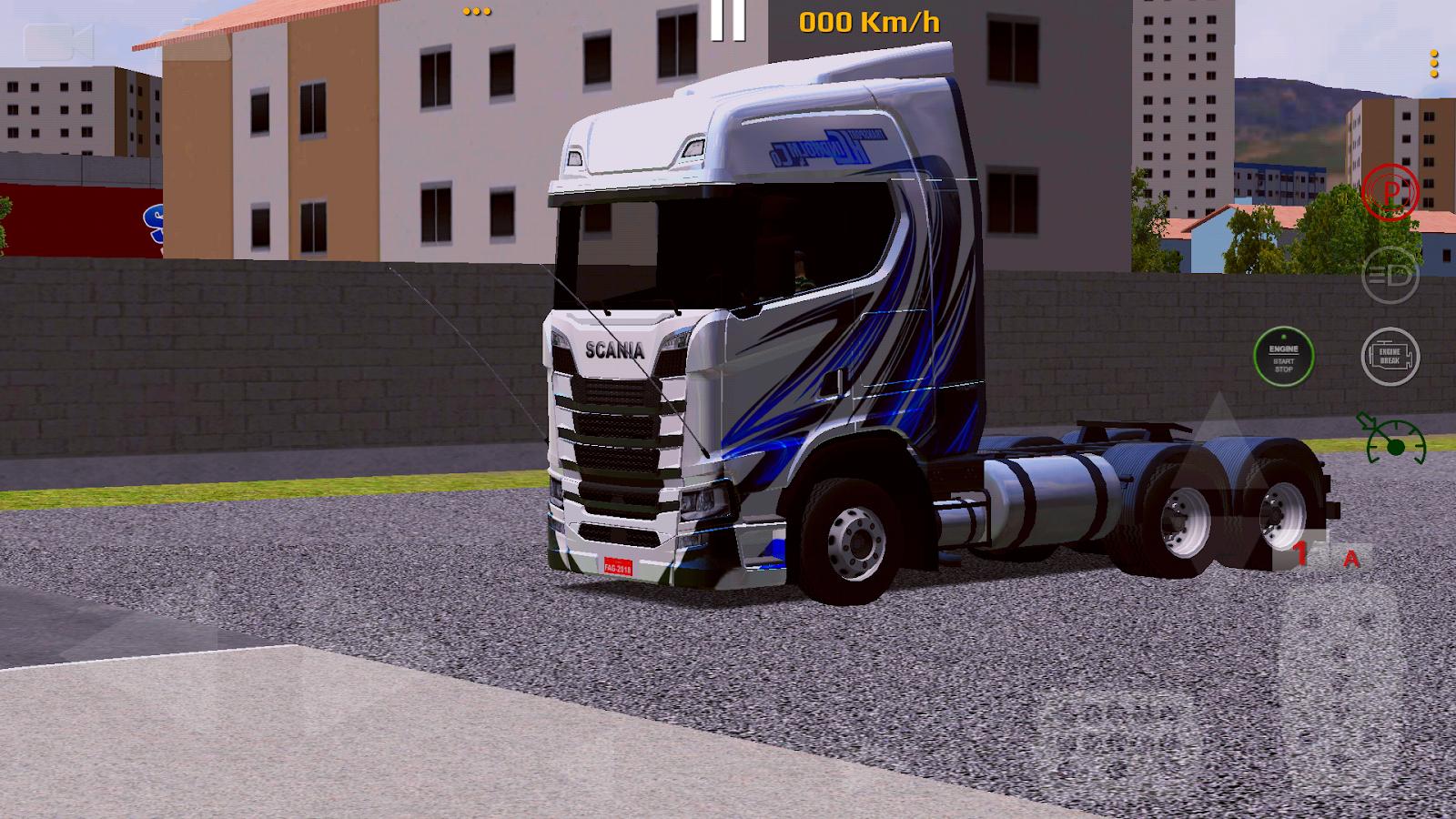 Resultado de imagem para Scania S - World Truck Driving Simulator