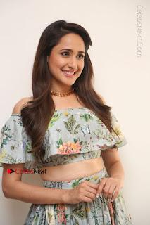 Actress Pragya Jaiswal Stills in Floral Dress at turodu Interview  0005.JPG
