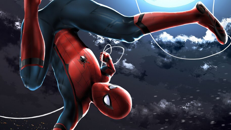 Spider-Man, Marvel, Comics, 4K, #6.2144