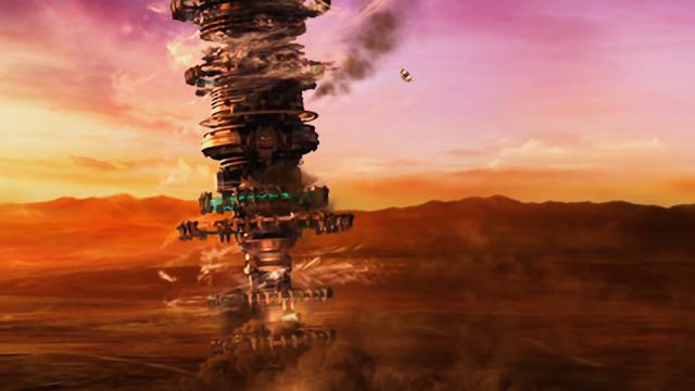 Gorgeous cut scene graphics of FFXII