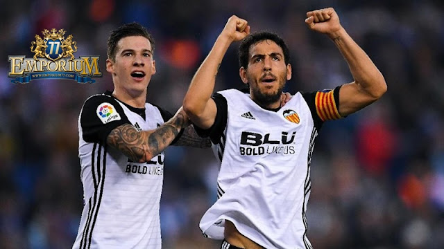 Valencia Terus Berada Dijalan Positif Dengan Menempel Barcelona, Setelah?
