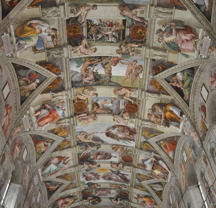 Sistine Şapeli freskleri