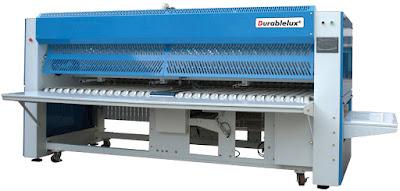 Automatic%2BFolder Kredit Mesin Setrika Roll/ Flatwork Ironer/mangler