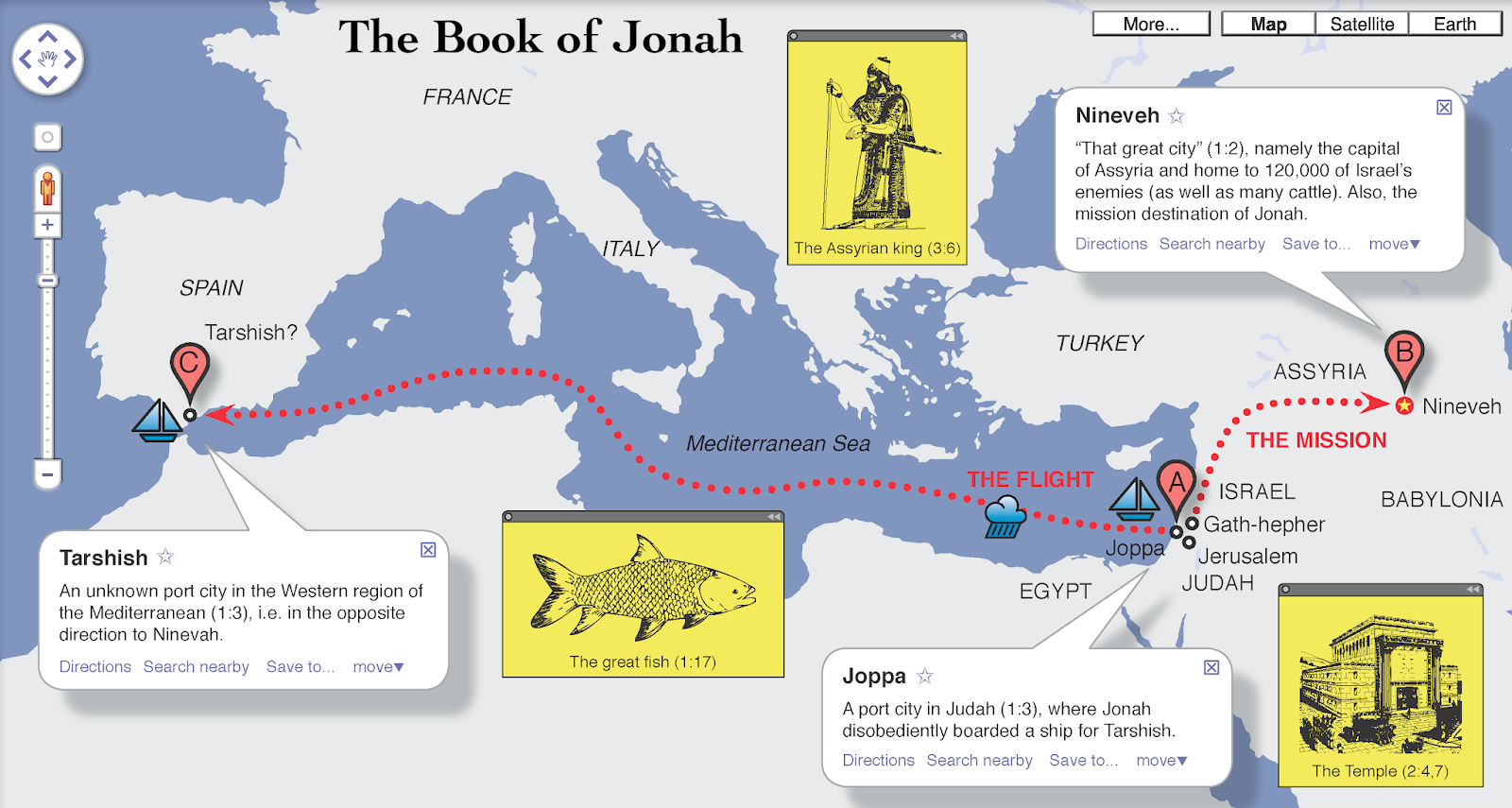 Reflect on Jonah's motivations for running from God and apply any insights to your own life.