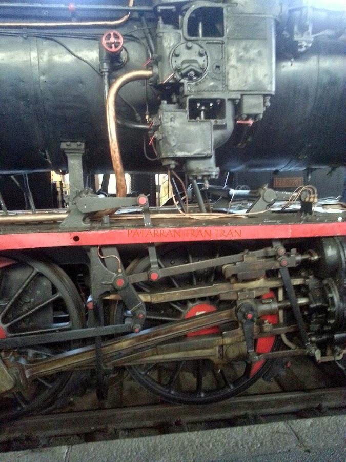 Mercado de Motores. Museo del Ferrocarril