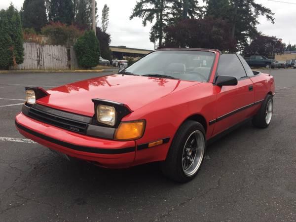 Toyota Corolla Gas Mileage >> 1987 Toyota Celica GT Convertible | Auto Restorationice
