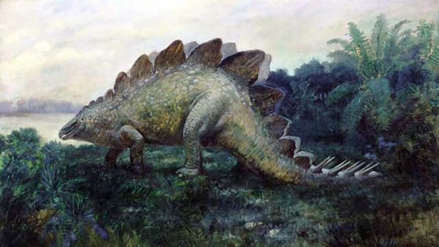 Paleontólogos hallan un 'Parque Jurásico' en Rusia
