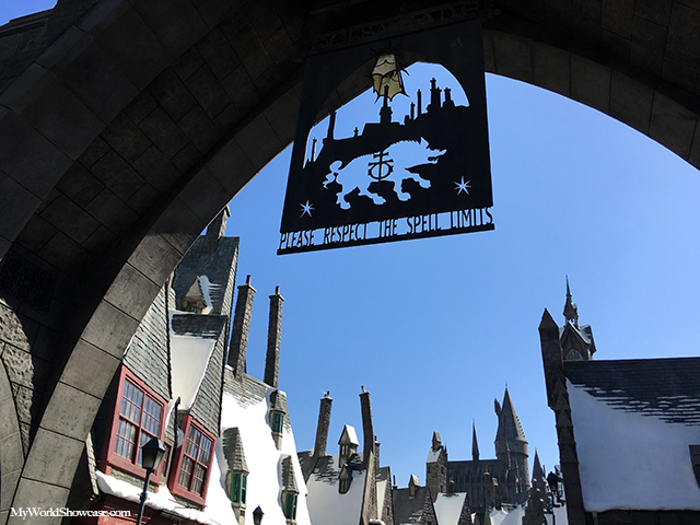Wizarding World of Harry Potter - Hollywood