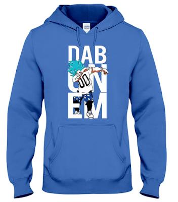 Goku Dab On Em T Shirt, Goku Dab On Em Hoodie