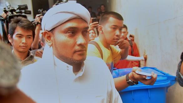 Habib Novel Bantah Dipecat dan Tantang Politikus PDIP