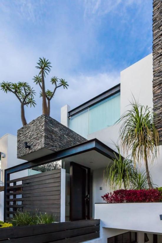37 desain rumah minimalis inspiratif dengan atap datar ...