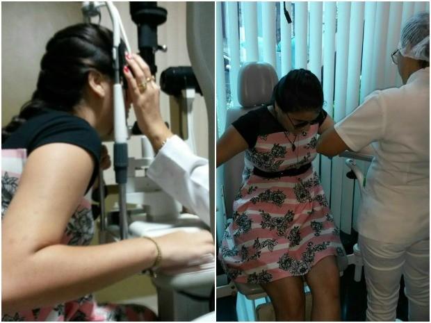 Campanha na web arrecada R$ 8 mil para cirurgia de menina cega