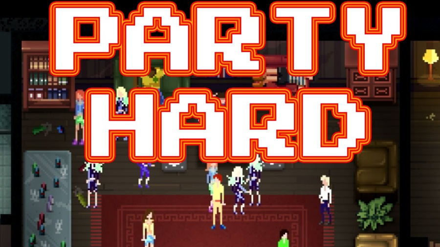 Party Hard Game Download Poster