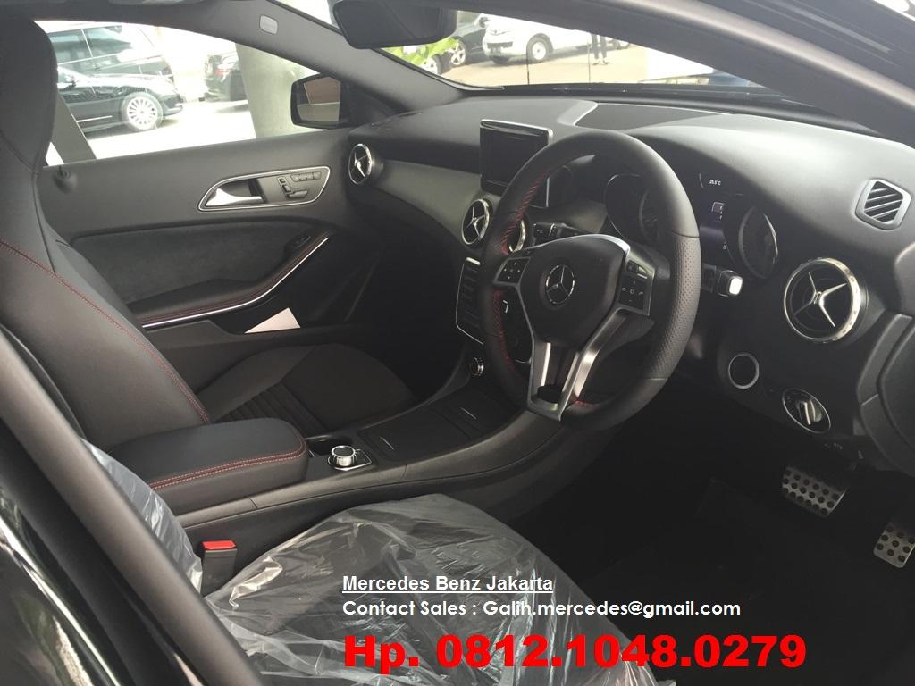 new mercedes benz gla 200 sport 2016 | dealer mercedes benz jakarta