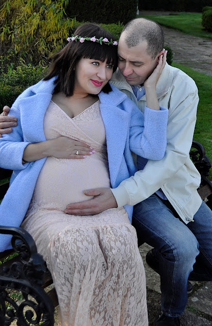 Baby Bump Photo Session