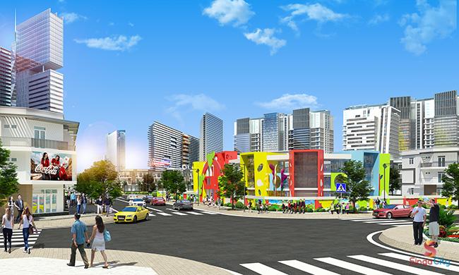 dự án Singa City 3