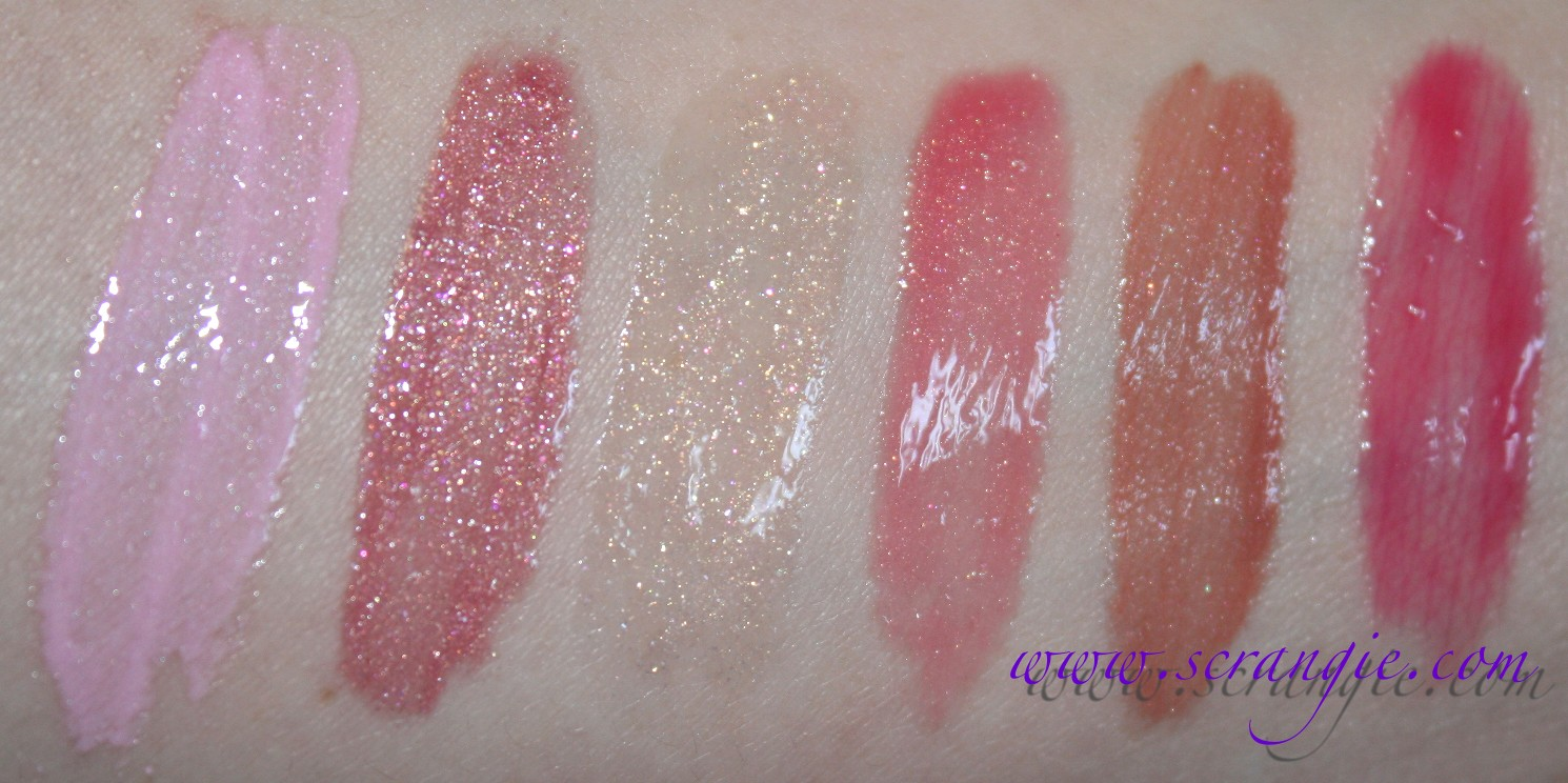 Scrangie: Smashbox Snap You're Fab Lip Gloss Set for Holiday 2011 ...