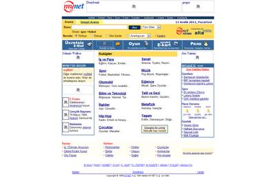 mynet-portalın-eski görünümü