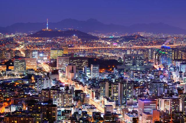 kota seoul korea selatan kota dengan teknologi canggih