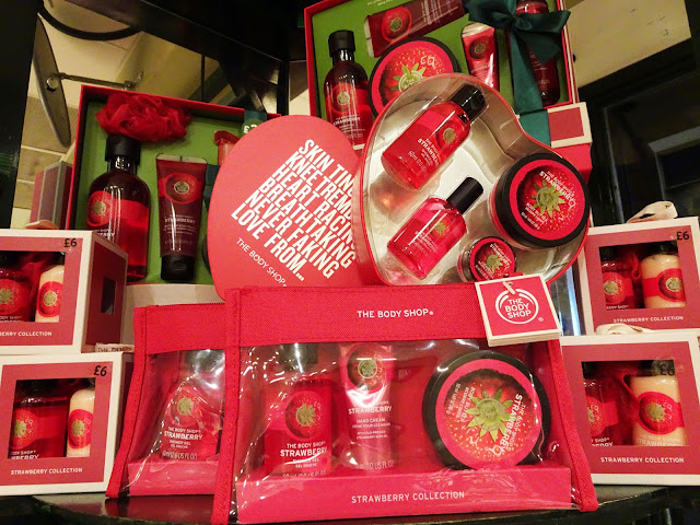 Mother's Day at The Body Shop