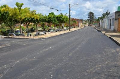 Alagoinhas avança com obras de drenagem e pavimentação