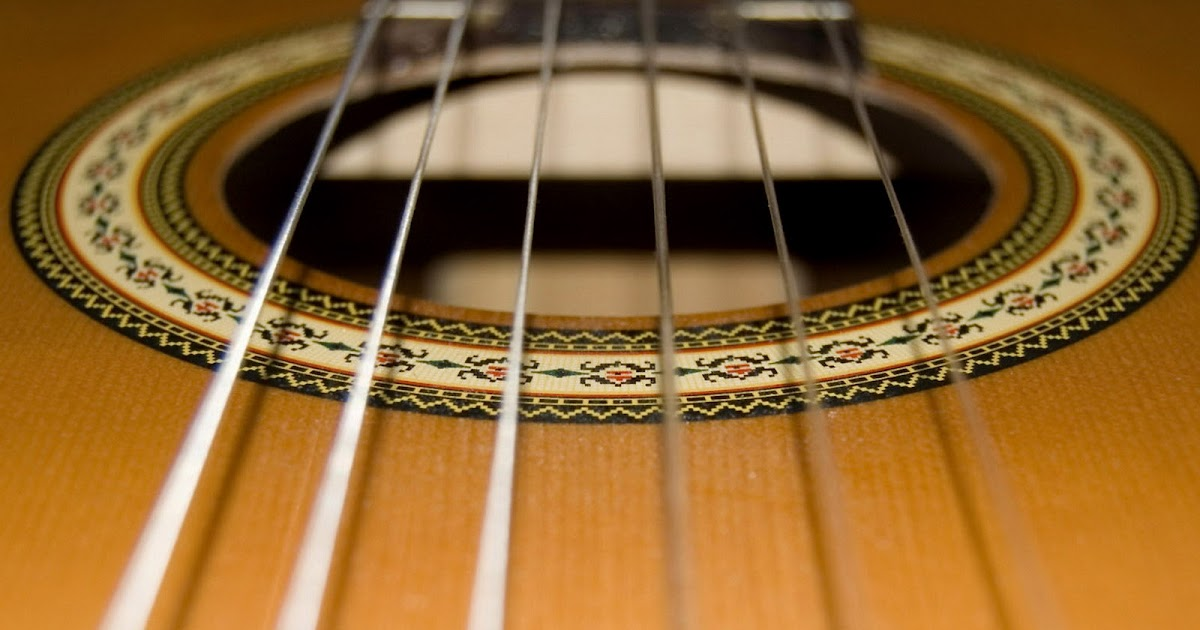guitar wallpaper classical guitar soundhole inlay nylon strings 1600x1200 great guitar sound. Black Bedroom Furniture Sets. Home Design Ideas