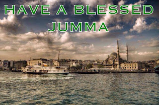 have a blessed jummah