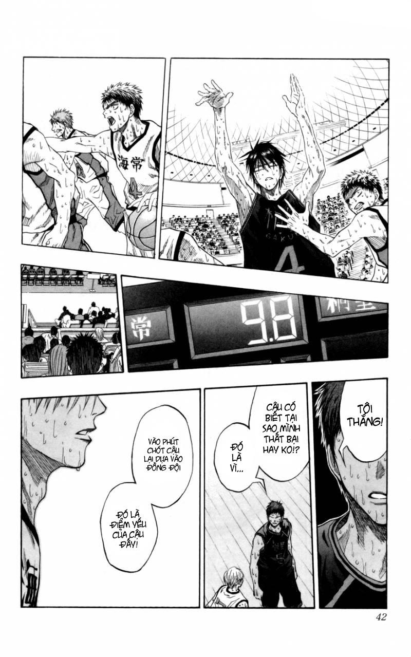 Kuroko No Basket chap 072 trang 13