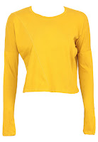 Bluza ZARA Tela Dark Yellow (ZARA)