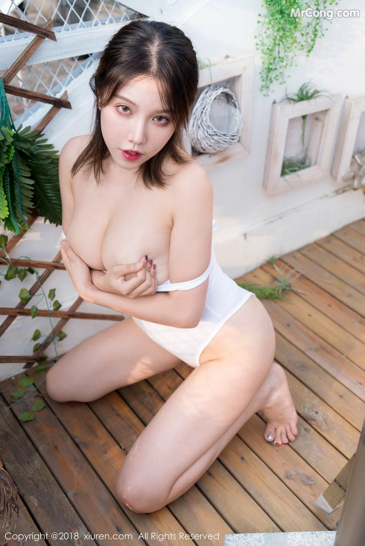 Image XIUREN-No.1198-Huang-Le-Ran-MrCong.com-008 in post XIUREN No.1198: Người mẫu Huang Le Ran (黄楽然) (42 ảnh)